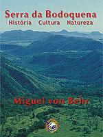 Capa do livro Serra da Bodoquena